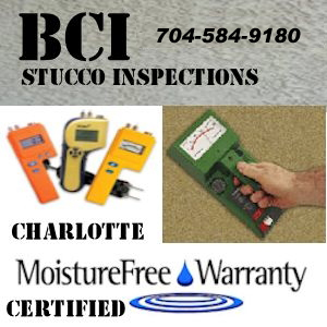 Charlotte Stucco Inspections and Inspectors